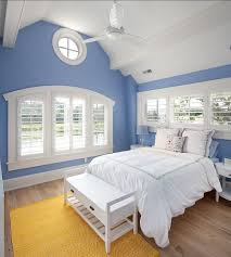 Blue Wall Bedroom Decorating Endearing Bedroom Ideas Blue Home - Bedroom decorating ideas blue