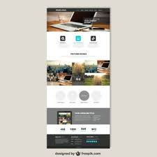 theme toko online landing page website vectors photos and psd files free download