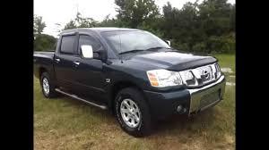 nissan titan trucks for sale sold 2004 nissan titan le crew cab 4x4 off road 5 6 endurance v 8