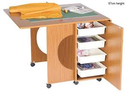 tailormade sewing cabinets nz tailormade cutting table 87cm buy your sewing supplies online