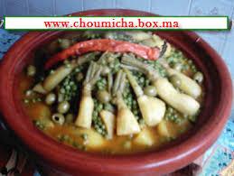 cuisine choumicha poulet tajine de poulet aux petits pois et navets choumicha cuisine