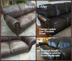 Can You Dye Leather Sofas I Dyed My 10 Year Natuzzi Leather Sofa Using Feibings Leather