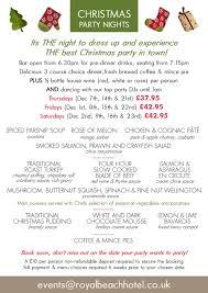 christmas 2017 christmas parties southsea festive party venue