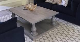 Balustrade Coffee Table Balustrade Coffee Table Millbank Family Furniture Millbank On N0k1l0