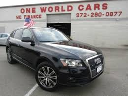 audi q5 quattro for sale used audi q5 for sale in mesquite tx 61 used q5 listings in
