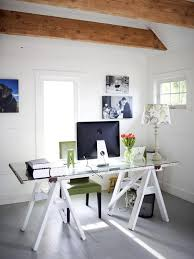 Chic Office Desk Chic Diy Computer Desk Ideas Desks Posh Houses And Glass Top Desk