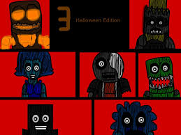 halloween lab five nights at gru u0027s lab 3 halloween edition by