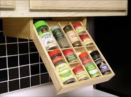Kitchen Spice Racks For Cabinets Kitchen Wall Mounted Wooden Spice Racks For Kitchen Spice Rack