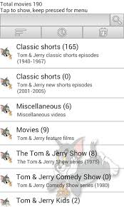 tom jerry cartoons free app download android freeware