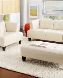 incredible leather sofa sets for living room using white couch