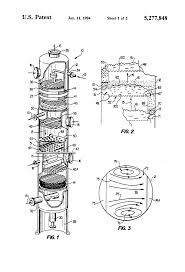 patent us5277848 method and apparatus for downcomer tray