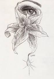 gensther drawing of tattoos