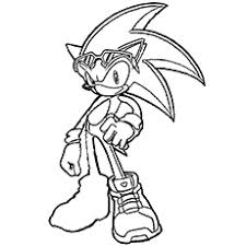 sonic and shadow coloring pages sonic the hedgehog coloring pages printable funycoloring