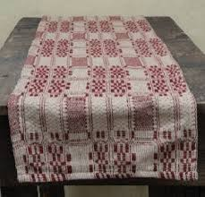 Primitive Table Runners by 54 Best Coverlet Table Runner Images On Pinterest Primitive