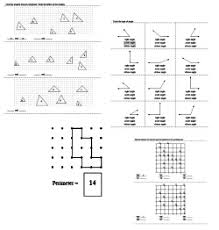 second grade geometry printables worksheets and lessons
