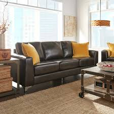 Living Room With Brown Leather Sofa Livingroom Decoration Idea For Living Room With Brown Sofa