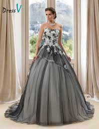 aliexpress com buy vintage blackwedding gowns ball gown wedding