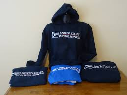 usps postal hooded sweatshirt brand new