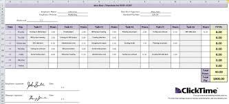 template payroll timesheet template