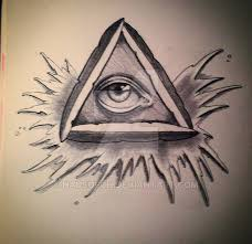 all seeing eye by hausofch on deviantart