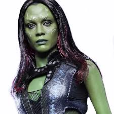 Gamora Costume Marvel Toys Deluxe Action Figure Guardians Of The Galaxy