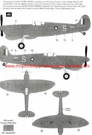 Squadron Canopies by Spitfire Pr Type C G Vacu Canopy Decals For Airfix Pavla