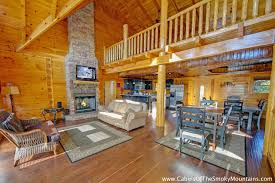 Pigeon Forge Tennessee Map by Pigeon Forge Cabin Iron Mountain Lodge 6 Bedroom Sleeps 22