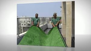 Outdoor Turf Rug by How To Install Artificial Grass For Balcony Deshe Kavua Youtube