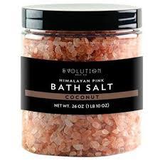 ebay himalayan salt l himalayan bath salt coconut 26 oz by evolution salt ebay