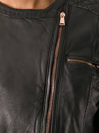 all black motorcycle jacket 7 for all mankind motorcycle jacket in black lyst