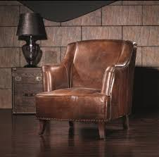 Single Seater Couch Rustic Single Seater Couch Sofa Collection Set Distressed Leather