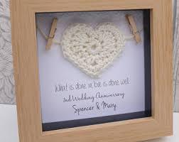 anniversary present anniversary gift etsy