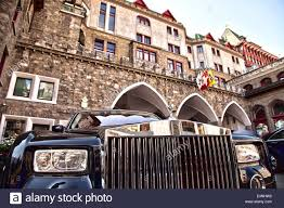 roll royce bahawalpur palace hotel st moritz switzerland stock photos u0026 palace hotel st