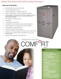 rheem 80 single stage 75k btu gas furnace r801ta075421msa