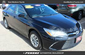 toyota com used toyota camry for sale serving middleton sun