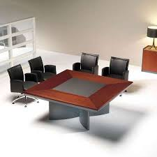 Square Boardroom Table Square Conference Table Bonners Furniture