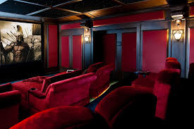 innovative movie theaters chairs for home with reclining chairs