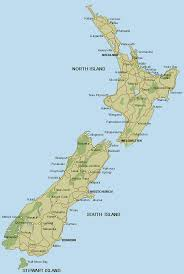 zealand on map zealand map hobbit and rumors theonering