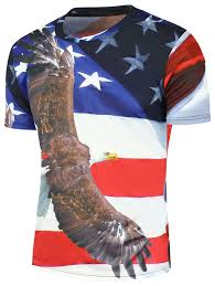 Eagle American Flag American Flag T Shirt Cheap Shop Fashion Style With Free Shipping