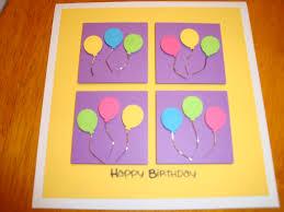 easy handmade birthday card card ideas pinterest handmade