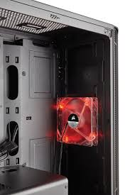 corsair carbide 270r midi tower black computer case ash