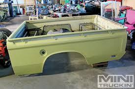Billy Bobs Beds by Chevy Luv Junkyard Jewel Mini Truckin Magazine