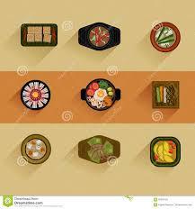 food vector food illustration korean food vector icon stock vector image
