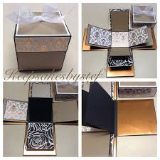 photo album box 66 best explosion boxes images on explosion box