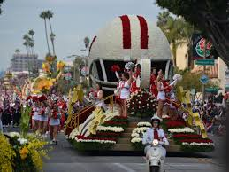 Rose Parade Route Map by 2017 Rose Parade Street Closures Where To Watch How To Get