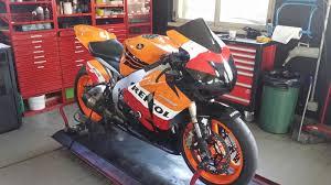 2008 cbr rr upper part racing version 2 ten kate honda cbr 1000 rr 08 11