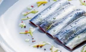 comment cuisiner des filets de sardines de sardines crues marinés aux citrons confits par alain ducasse