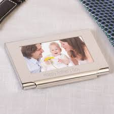 Fashion Photography Business Cards Personalised Photo Frame Credit Card Holder