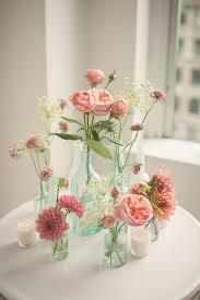 simple centerpieces simple flower centerpieces for weddings wedding corners