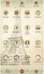 home themes for android wallpaper eiffel tower android apps on play